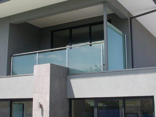 Glass Balustrades Example