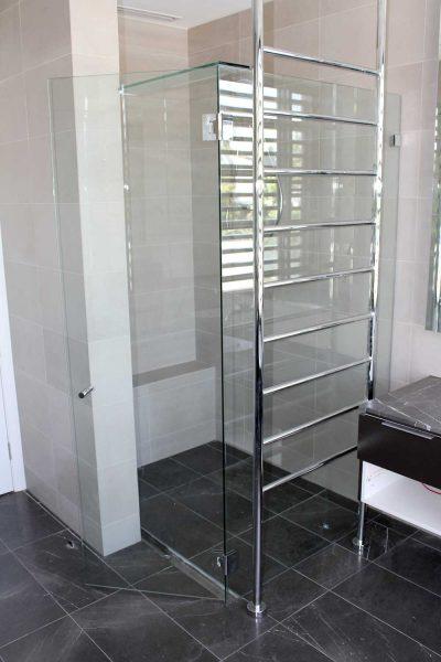 Alligator Glass Shower Screens Example